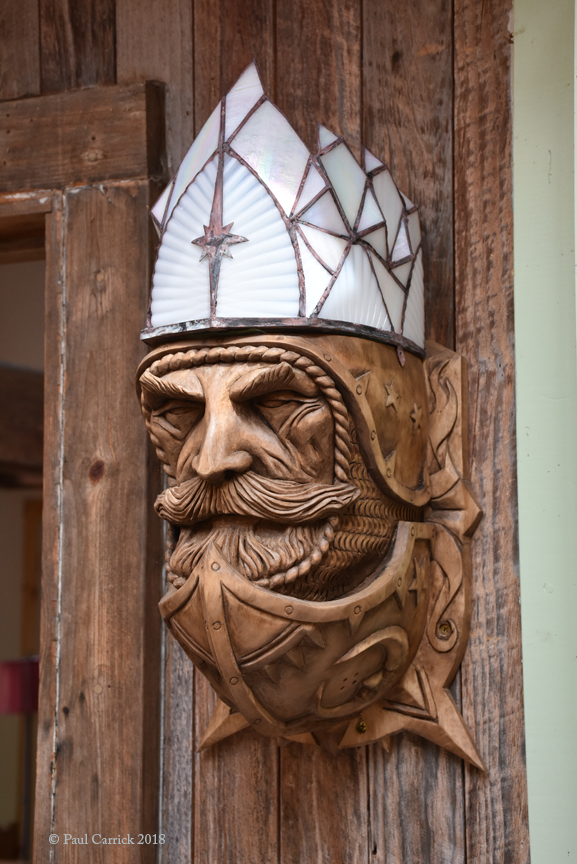 Sun King sconce 1 by nightserpent