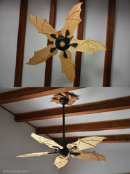 Bat Fan