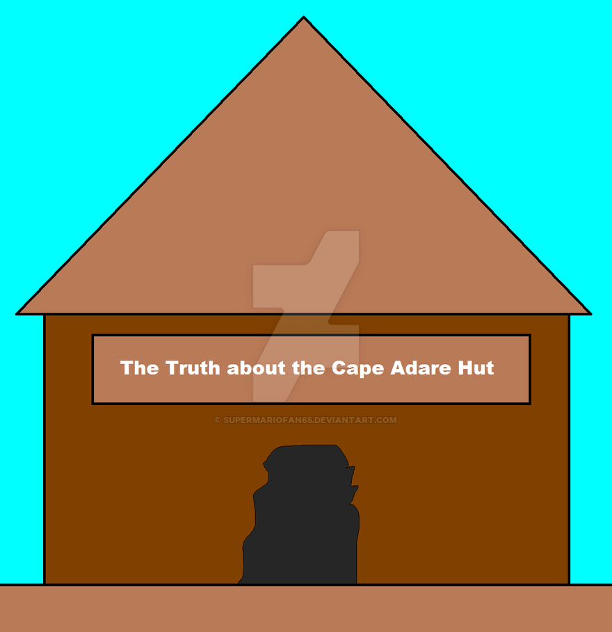 The Truth about the Cape Adare Hut Title by SuperMarioFan65