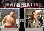 Death Battle: Stephen Quire vs Jesse Ridgway