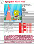 Animated Atrocities #3: SpongeBob You're Fired