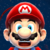 Super Mario Galaxy 2 - Gasped Mario Icon by SuperMarioFan65