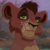 The Lion King II - Cub Kovu Icon