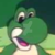 Super Mario World - Baby Yoshi Icon