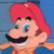 Super Mario World - Mario Smile Icon