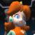 Super Mario Strikers - Daisy Icon