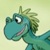The Land Before Time TV Series - Guido Icon