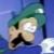 Adventures of SMB3 - Falling Luigi Icon