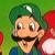 The Super Mario Super Show - Luigi Icon