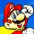Super Mario World game - Mario Icon by SuperMarioFan65