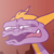 Spyro Does A Thing - Spyro's gasp cute face Icon