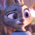 Zootopia - Judy annoyed Icon by SuperMarioFan65