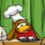 Club Penguin - Sad Pizza Parlor Icon