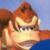 Mario Kart 64 - Donkey Kong Icon