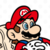 Happy Relaxing Mario Icon