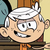The Loud House - Lincoln Loud Icon by SuperMarioFan65