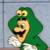 Adventures of SMB3 - Frog Luigi Icon