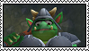 Spyro A Hero's Tail - Gnasty Gnorc Stamp by SuperMarioFan65