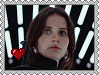 Jyn Erso Stamp by SuperMarioFan65