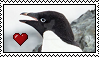 Adelie Penguin Stamp by SuperMarioFan65