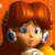 Mario Tennis - Daisy posing Icon