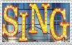 Sing Stamp by SuperMarioFan65
