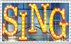 Sing Stamp by SuperMarioFan65