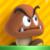 New Super Mario Bros. 2 - Goomba Icon