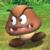 Super Smash Bros Brawl - Goomba Icon