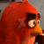 The Angry Birds Movie - Red looking Popcorn AMC