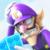 Mario Party Island Tour - Waluigi Icon
