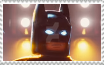 The Lego Batman Movie - Batman Stamp by SuperMarioFan65