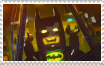 The Lego Batman Movie - Happy Batman Stamp by SuperMarioFan65