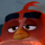 The Angry Birds Movie - Lazy Red AMC Icon