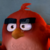 The Angry Birds Movie - Mad Red AMC Icon