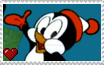 Chilly Willy Stamp by SuperMarioFan65