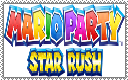 Mario Party Star Rush Stamp by SuperMarioFan65