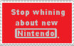 Stop whining about New Nintendo by SuperMarioFan65