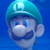 Mario Golf World Tour - Underwater Luigi Icon