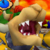 Super Mario 64 DS - Bowser Fire Sea Icon by SuperMarioFan65