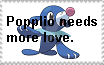 Popplio needs more love by SuperMarioFan65