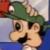 Adventures of SMB3 - Luigi greeted Icon