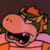 Mad Mad Mario - Bowser Icon by SuperMarioFan65