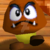 Super Mario 64 - Goomba Icon by SuperMarioFan65