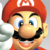 Super Mario 64 - Mario's victory pose Icon