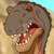 The Land Before Time TV Series - Red Claw Icon