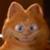 Garfield movie - Garfield smile Icon