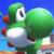 Mario Sports Superstars - Yoshi Icon