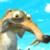 Ice Age - Sad Scrat Icon