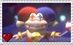 Super Mario 3D World - Motley Bossblob Stamp by SuperMarioFan65